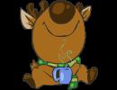 Hot Chocolate Reindeer