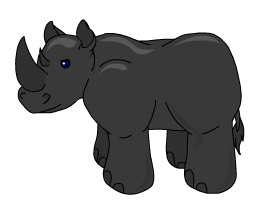 Black_Rhinoceros